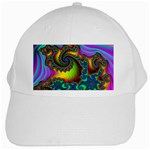 Lucy in the Sky With Diamonds Fractal White Cap