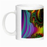 Lucy in the Sky With Diamonds Fractal Night Luminous Mug
