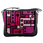 Modern BoreDoodle Messenger Bags