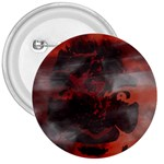 Bloody Gothic Demon Skull Moon Goth Art 3  Button