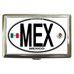 MEX - Mexico Euro Oval Cigarette Money Case