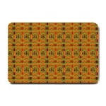 Colorful Kente Pattern2 Small Doormat
