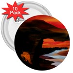 River Styx Gothic Fantasy Painting 3  Button (10 pack)