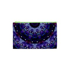 Pearls On Lavender Cosmetic Bag (xs) by KirstenStar