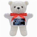 Three Women Vampires in White Teddy Bear