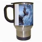 Three Women Vampires in White Travel Mug (White)