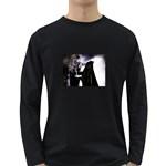 Dark Gothic Woman Magik Goth Long Sleeve Dark T-Shirt