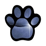 Light in The Wall Goth Punk Fantasy Magnet (Paw Print)