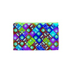 Pattern Factory 32b Cosmetic Bag (xs) by MoreColorsinLife
