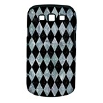 DIAMOND1 BLACK MARBLE & ICE CRYSTALS Samsung Galaxy S III Classic Hardshell Case (PC+Silicone)