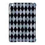 DIAMOND1 BLACK MARBLE & ICE CRYSTALS Apple iPad Mini Hardshell Case (Compatible with Smart Cover)
