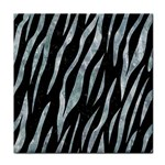 SKIN3 BLACK MARBLE & ICE CRYSTALS (R) Tile Coasters