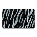 SKIN3 BLACK MARBLE & ICE CRYSTALS (R) Magnet (Rectangular)