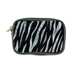 SKIN3 BLACK MARBLE & ICE CRYSTALS (R) Coin Purse