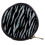 SKIN3 BLACK MARBLE & ICE CRYSTALS (R) Mini Makeup Bags