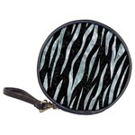 SKIN3 BLACK MARBLE & ICE CRYSTALS (R) Classic 20-CD Wallets