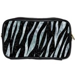 SKIN3 BLACK MARBLE & ICE CRYSTALS (R) Toiletries Bags 2-Side