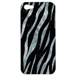SKIN3 BLACK MARBLE & ICE CRYSTALS (R) Apple iPhone 5 Hardshell Case
