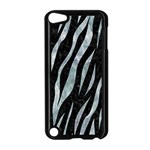 SKIN3 BLACK MARBLE & ICE CRYSTALS (R) Apple iPod Touch 5 Case (Black)