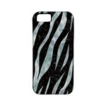 SKIN3 BLACK MARBLE & ICE CRYSTALS (R) Apple iPhone 5 Classic Hardshell Case (PC+Silicone)