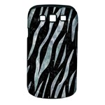 SKIN3 BLACK MARBLE & ICE CRYSTALS (R) Samsung Galaxy S III Classic Hardshell Case (PC+Silicone)