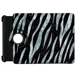 SKIN3 BLACK MARBLE & ICE CRYSTALS (R) Kindle Fire HD 7