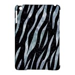 SKIN3 BLACK MARBLE & ICE CRYSTALS (R) Apple iPad Mini Hardshell Case (Compatible with Smart Cover)