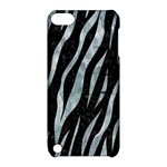 SKIN3 BLACK MARBLE & ICE CRYSTALS (R) Apple iPod Touch 5 Hardshell Case with Stand