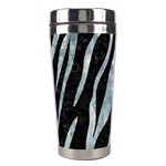 SKIN3 BLACK MARBLE & ICE CRYSTALS (R) Stainless Steel Travel Tumblers