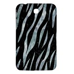 SKIN3 BLACK MARBLE & ICE CRYSTALS (R) Samsung Galaxy Tab 3 (7 ) P3200 Hardshell Case