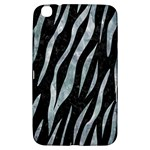 SKIN3 BLACK MARBLE & ICE CRYSTALS (R) Samsung Galaxy Tab 3 (8 ) T3100 Hardshell Case