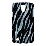 SKIN3 BLACK MARBLE & ICE CRYSTALS (R) Galaxy S4 Active