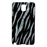 SKIN3 BLACK MARBLE & ICE CRYSTALS (R) Samsung Galaxy Note 3 N9005 Hardshell Case