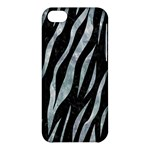 SKIN3 BLACK MARBLE & ICE CRYSTALS (R) Apple iPhone 5C Hardshell Case