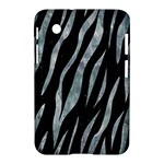 SKIN3 BLACK MARBLE & ICE CRYSTALS (R) Samsung Galaxy Tab 2 (7 ) P3100 Hardshell Case