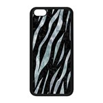SKIN3 BLACK MARBLE & ICE CRYSTALS (R) Apple iPhone 5C Seamless Case (Black)