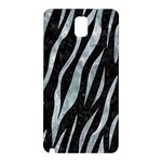 SKIN3 BLACK MARBLE & ICE CRYSTALS (R) Samsung Galaxy Note 3 N9005 Hardshell Back Case