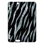 SKIN3 BLACK MARBLE & ICE CRYSTALS (R) Kindle Fire HDX Hardshell Case