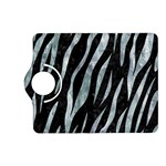 SKIN3 BLACK MARBLE & ICE CRYSTALS (R) Kindle Fire HD (2013) Flip 360 Case