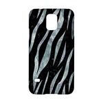 SKIN3 BLACK MARBLE & ICE CRYSTALS (R) Samsung Galaxy S5 Hardshell Case