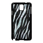 SKIN3 BLACK MARBLE & ICE CRYSTALS (R) Samsung Galaxy Note 3 Neo Hardshell Case (Black)