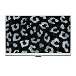SKIN5 BLACK MARBLE & ICE CRYSTALS Business Card Holders