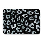 SKIN5 BLACK MARBLE & ICE CRYSTALS Plate Mats