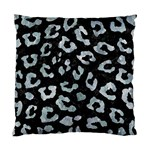 SKIN5 BLACK MARBLE & ICE CRYSTALS Standard Cushion Case (Two Sides)