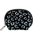SKIN5 BLACK MARBLE & ICE CRYSTALS Accessory Pouches (Small)