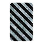 STRIPES3 BLACK MARBLE & ICE CRYSTALS Memory Card Reader