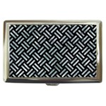 WOVEN2 BLACK MARBLE & ICE CRYSTALS (R) Cigarette Money Cases