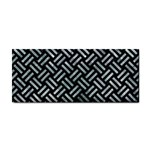 WOVEN2 BLACK MARBLE & ICE CRYSTALS (R) Cosmetic Storage Cases