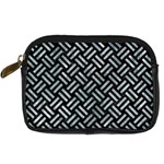 WOVEN2 BLACK MARBLE & ICE CRYSTALS (R) Digital Camera Cases