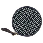 WOVEN2 BLACK MARBLE & ICE CRYSTALS (R) Classic 20-CD Wallets